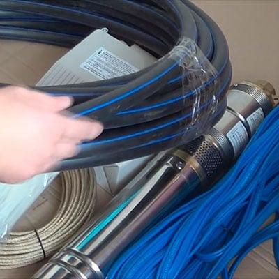 Подбор и установка насосного оборудования для колодца