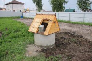 Колодец под ключ в Волоколамске