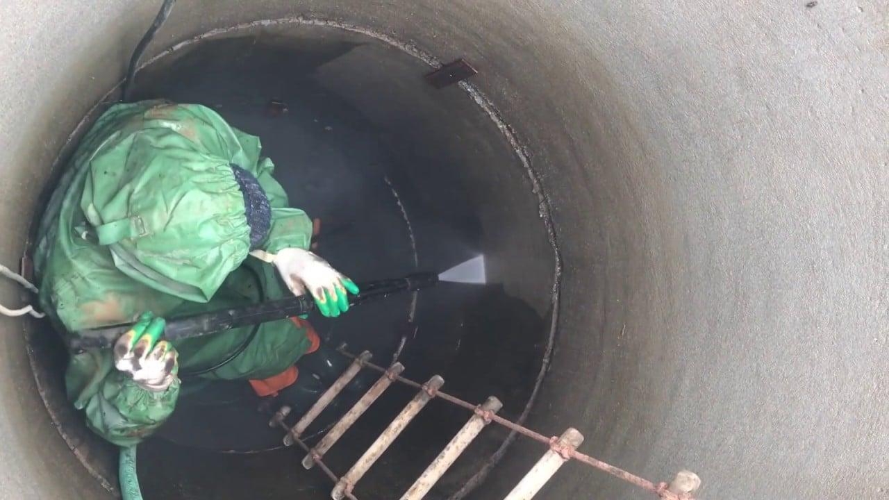 Чистка колодцев в Клинском районе, очистим стенки, заменим донный фильтр
