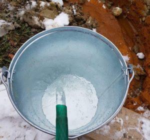 Чистка колодца в Клинском районе, почистить колодец г.Клин