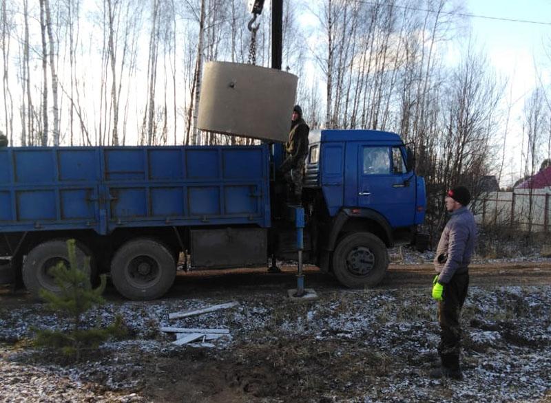 Выкопаем колодец в Рязани и Рязанской области